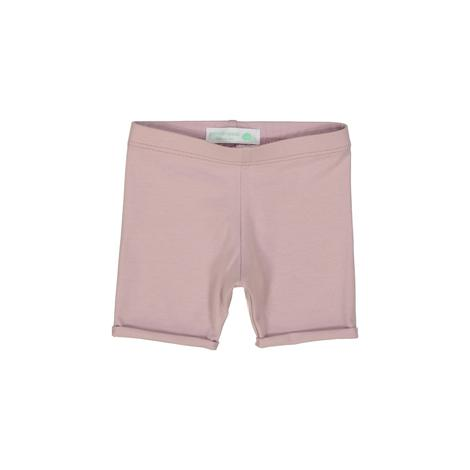 Petals & Peas Roll Up Shorts - Orchid