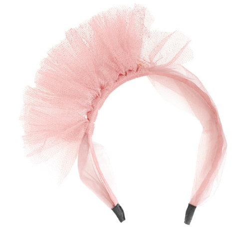 Halo Luxe Tutu Crown Headband - Ballet Slippers