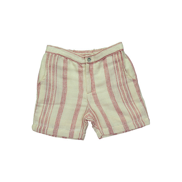 Mademoiselle a Soho Boys Shorts - Lacery Red