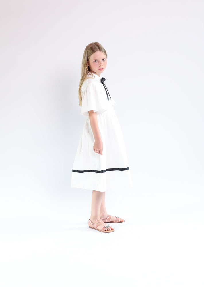 Aisabobo Lea Dress - White