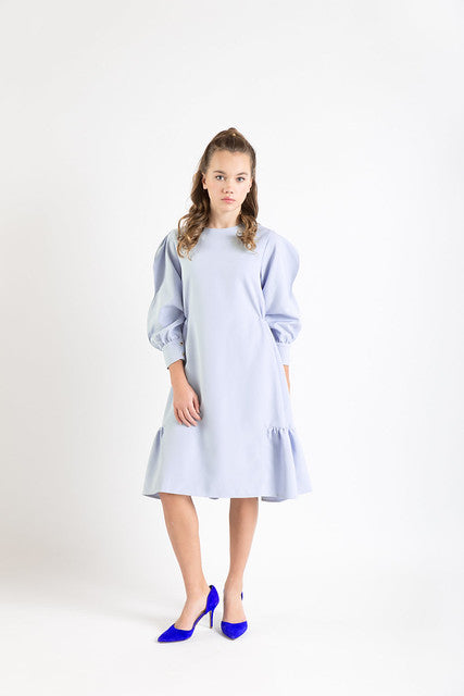 Aisabobo Ivy Dress - Blue
