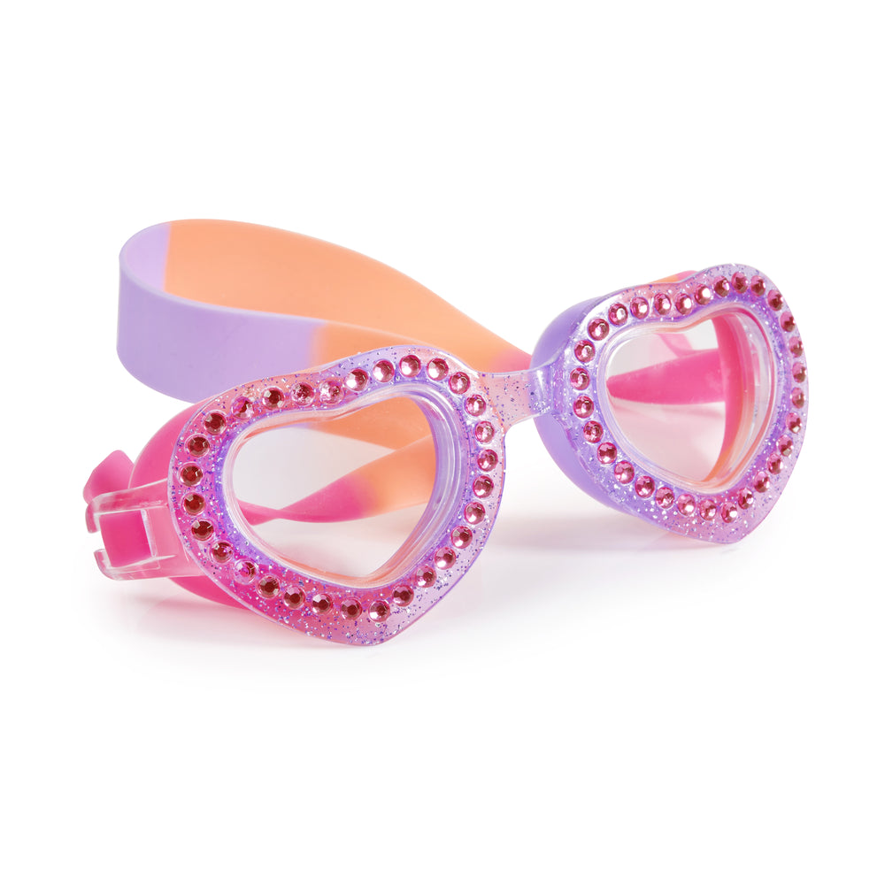 Stella Cove Heart Gem Goggles