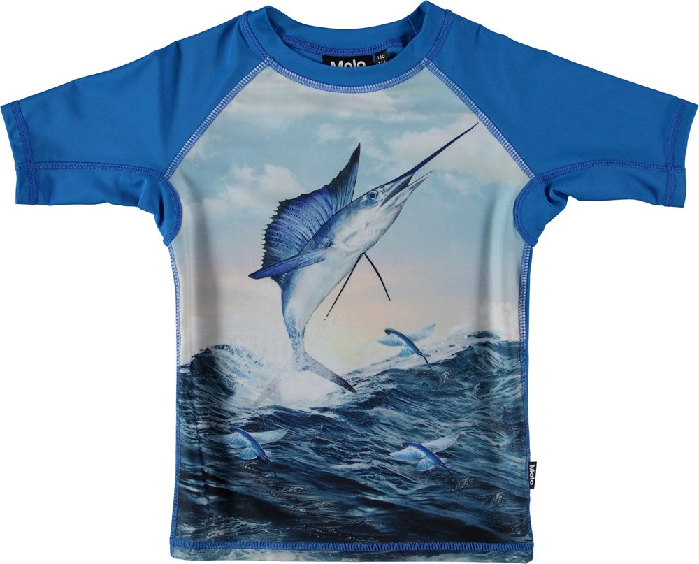 Molo Swim Rashguard - Catch