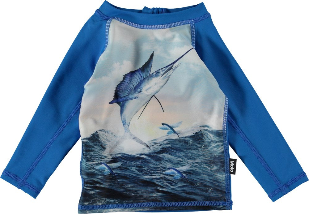 Molo Baby Rashguard - Catch