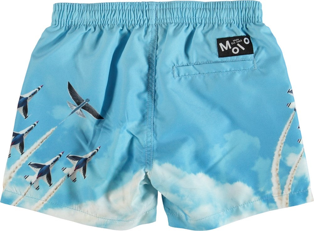 Molo Boys Board Shorts - Airshow