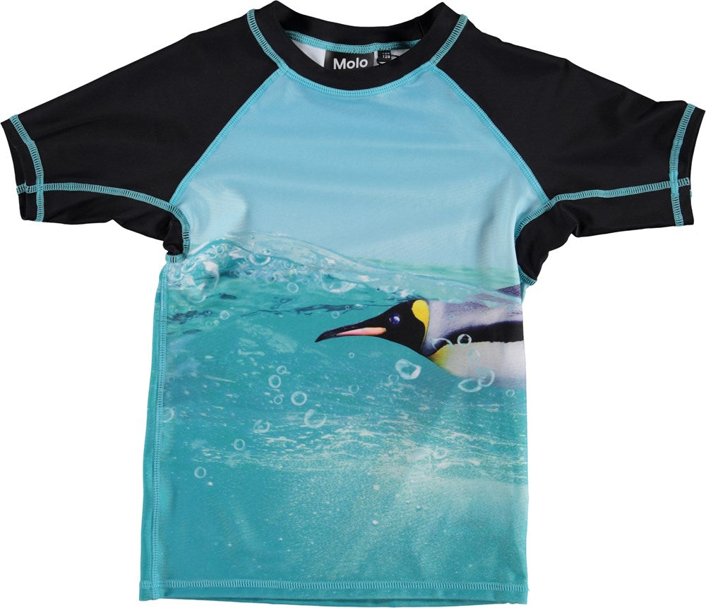 Molo Penguin Rash Guard