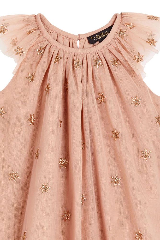 Velveteen Toddler Harper Dress