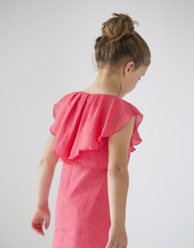 Nueces New York Dress - Pink