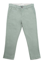 Coco Blanc Dark Grey Castor Weekday Chinos