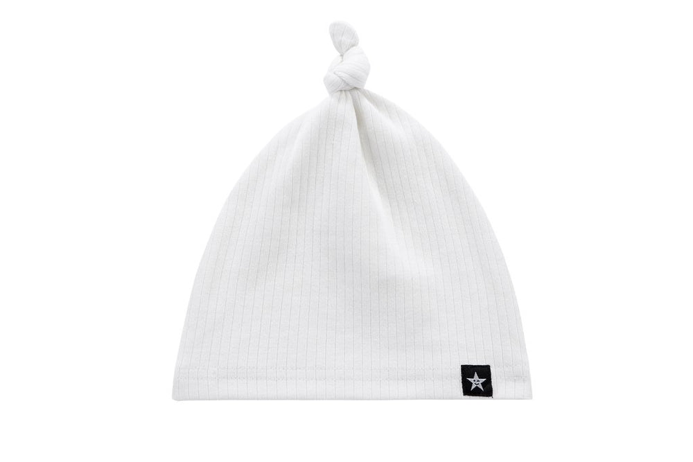 Petit Clair Baby Hat - Ivory
