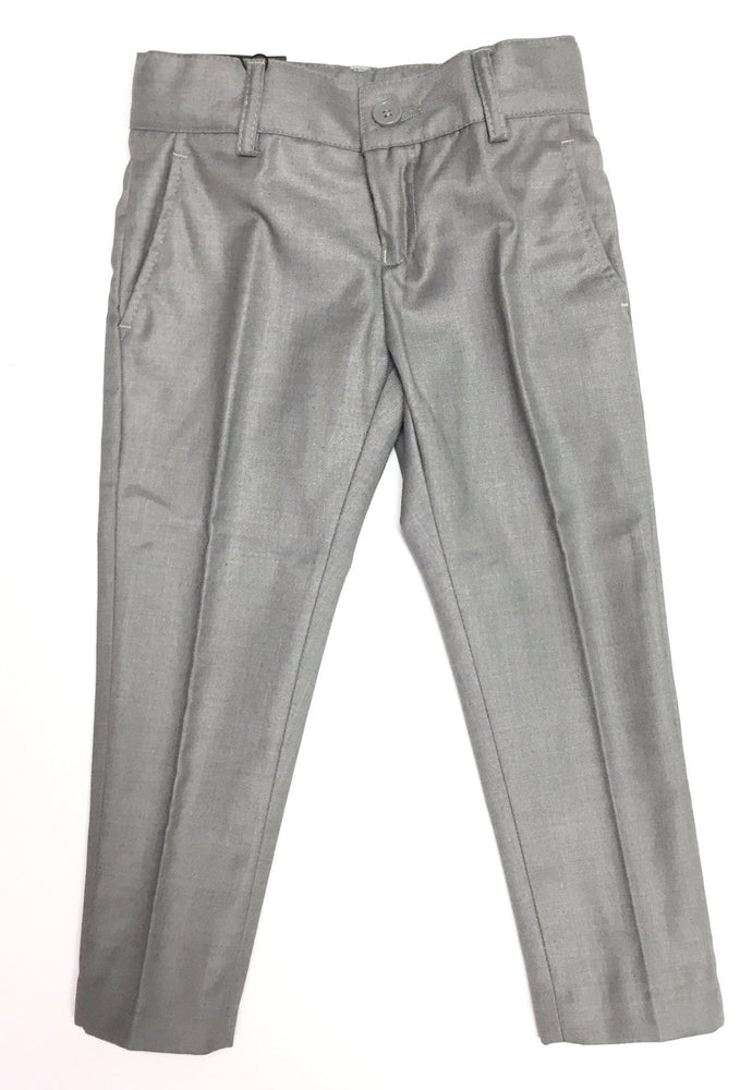 Armando Martillo Skinny Dress Pants - Light Grey