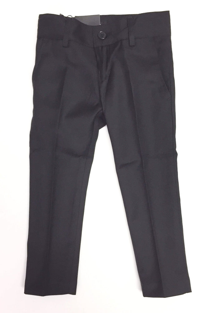Armando Martillo Husky Slim Dress Pant - Black