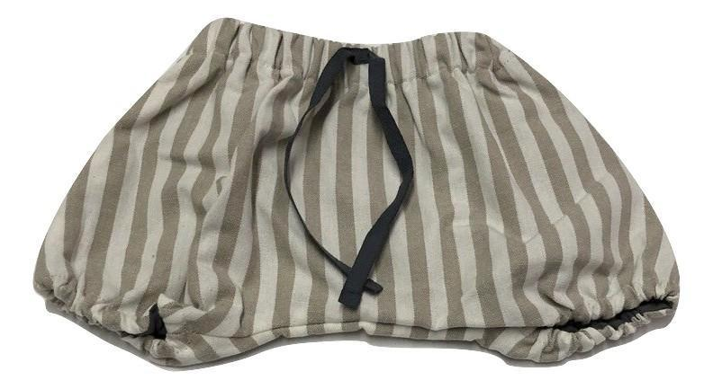 Nicoqo Bubble Shorts - Striped