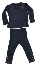 Petit Clair Toddler Boys Button Set
