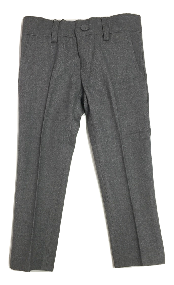 Armando Martillo Wool Look Skinny Pant - Light Grey