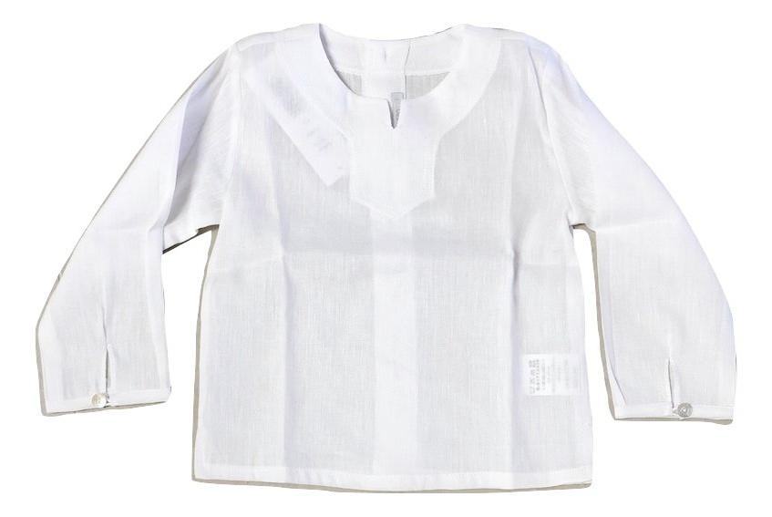 Pilar Batanero White Toddler Shirt