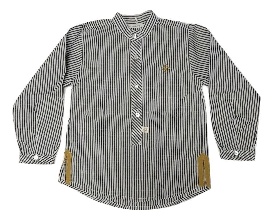 Pilar Batanero Boys Stripe Shirt
