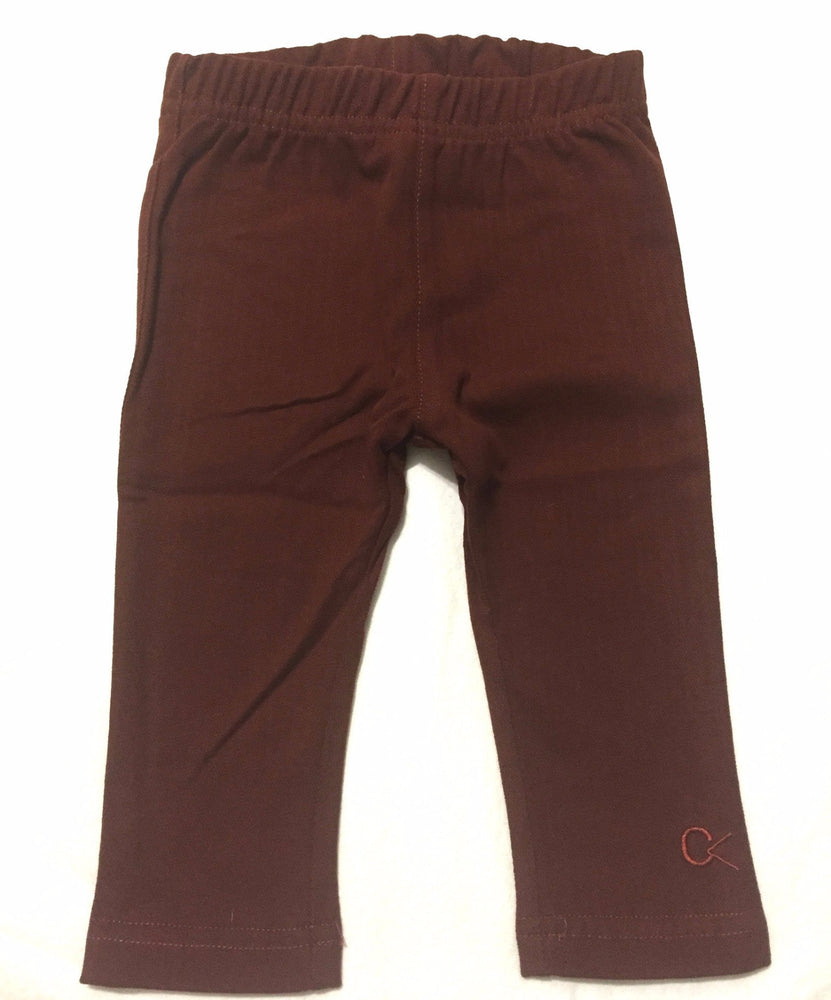 Crew Kids Baby Jeggings - Rust