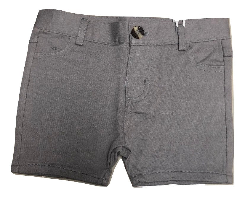 Crew Kids Knit Shorts - Grey