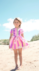 Morley Jelsa Candy Pink Dress