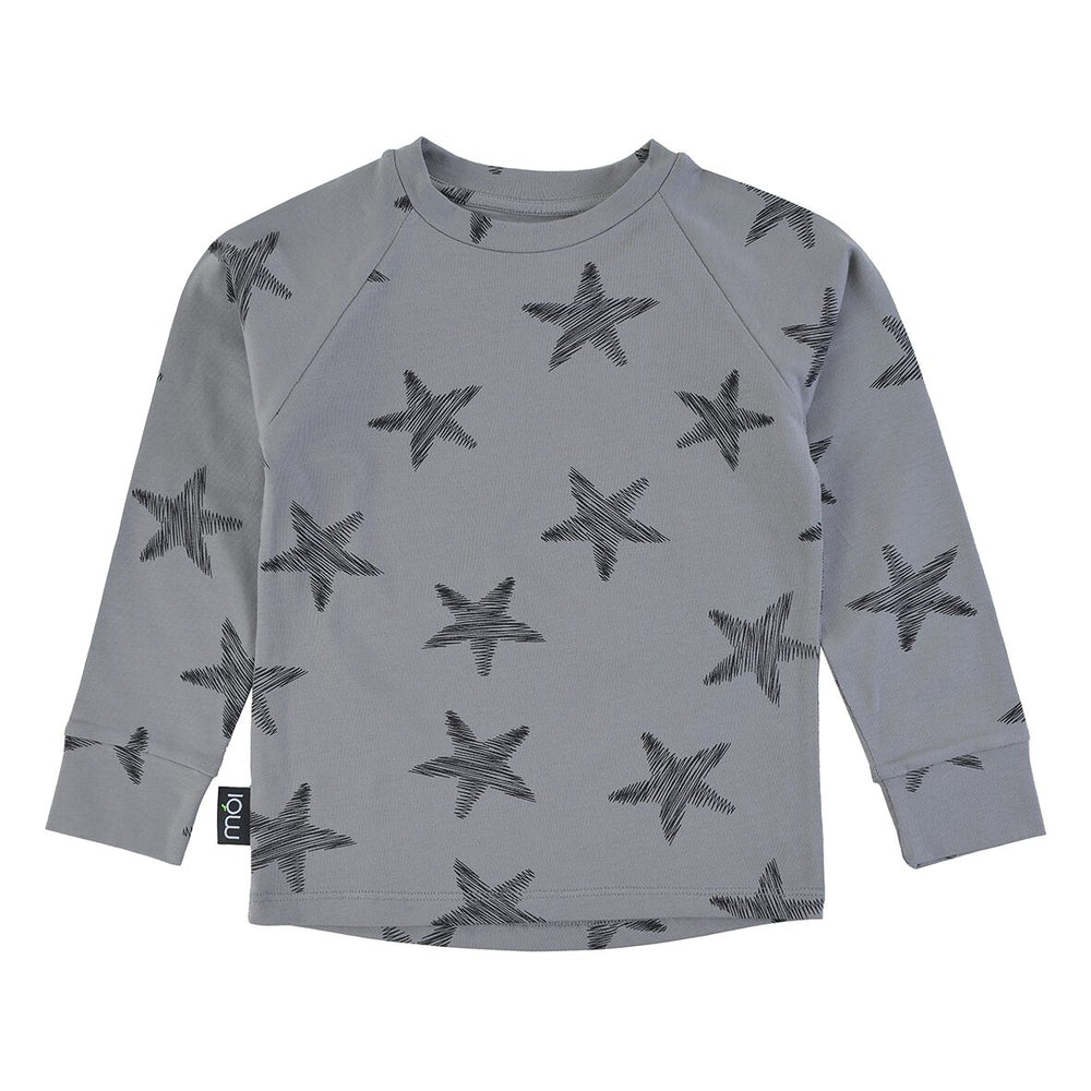 Moi Grey Starfish Top