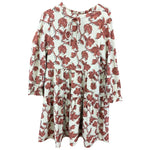 Meme Teen Tiered Floral Dress