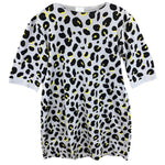 Meme Leopard Dress