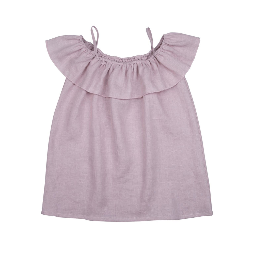Bebe Organic Birgitte Dress - Dusty Pink