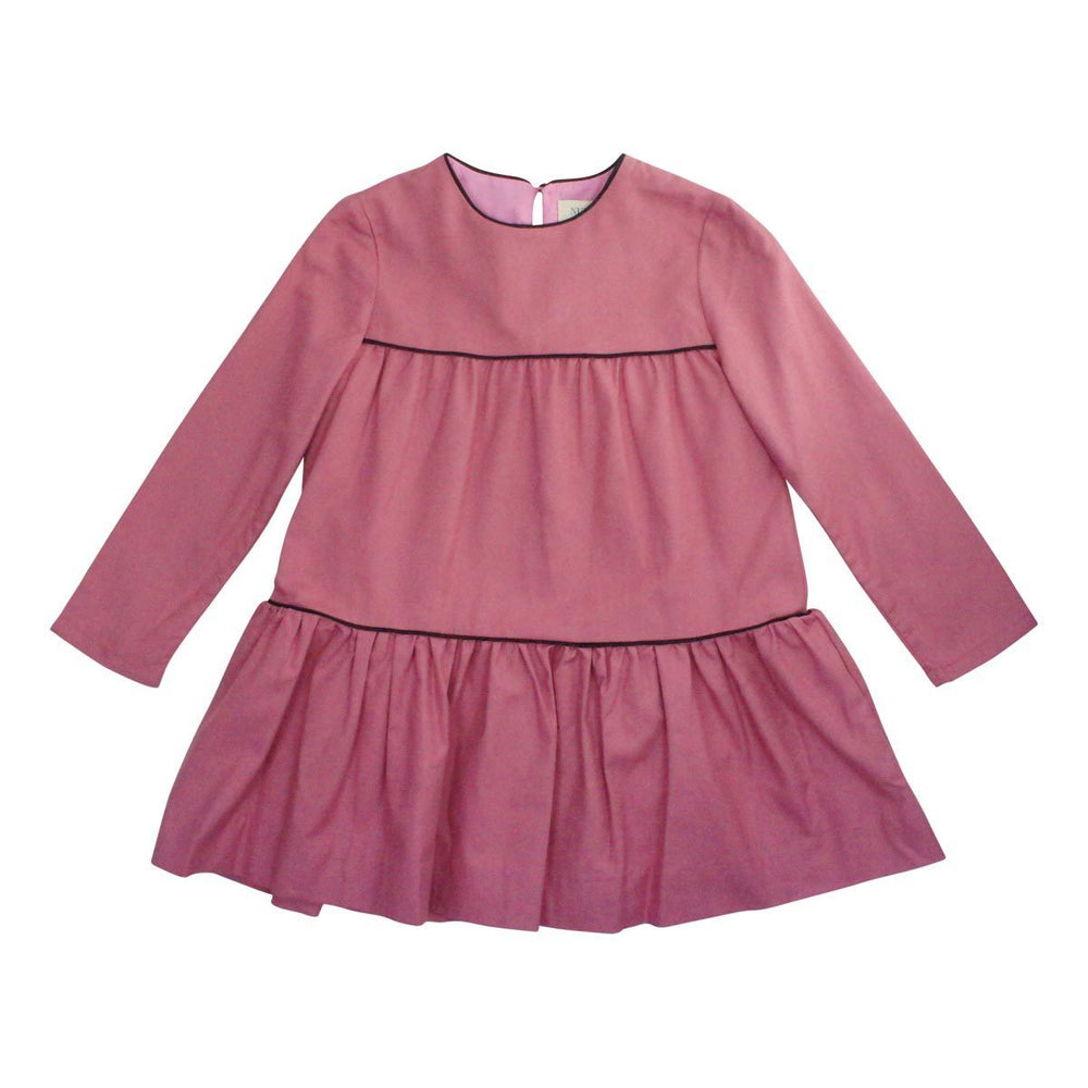 Nueces Dusty Pink Azalea Dress