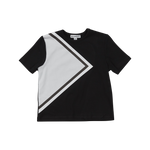 Blumint Triangle Top - Black and White