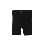 Blumint Ribbed Toddler Shorts - Black