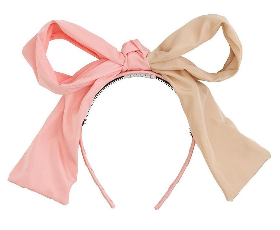 Project 6 Sia Headband - Blush/Wheat