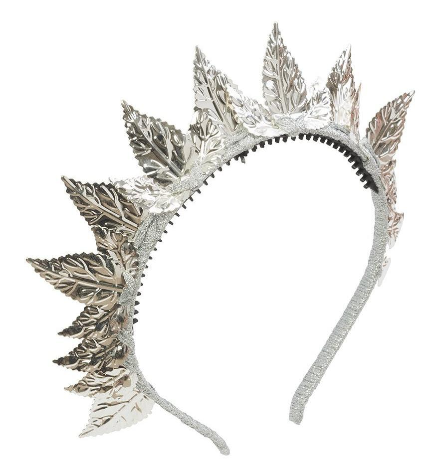 Project 6 Royalty Headband - Silver