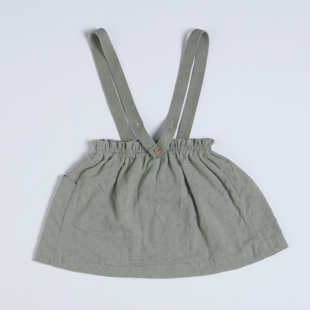 Nixnuit Strap Skirt - Wild Green