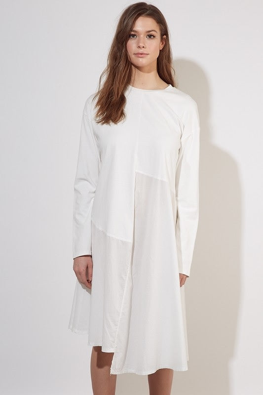 Sway Dress - White