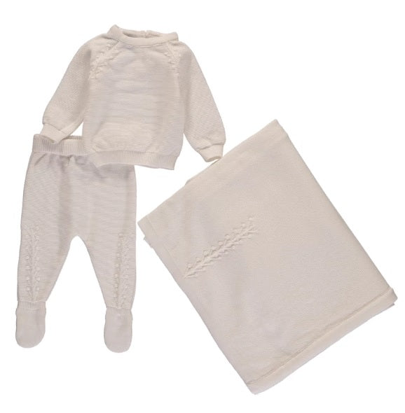 P & P Baby Bris Outfit