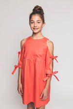 Nueces Coral Dress