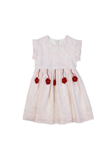 Kokori Athens Red Flower Dress