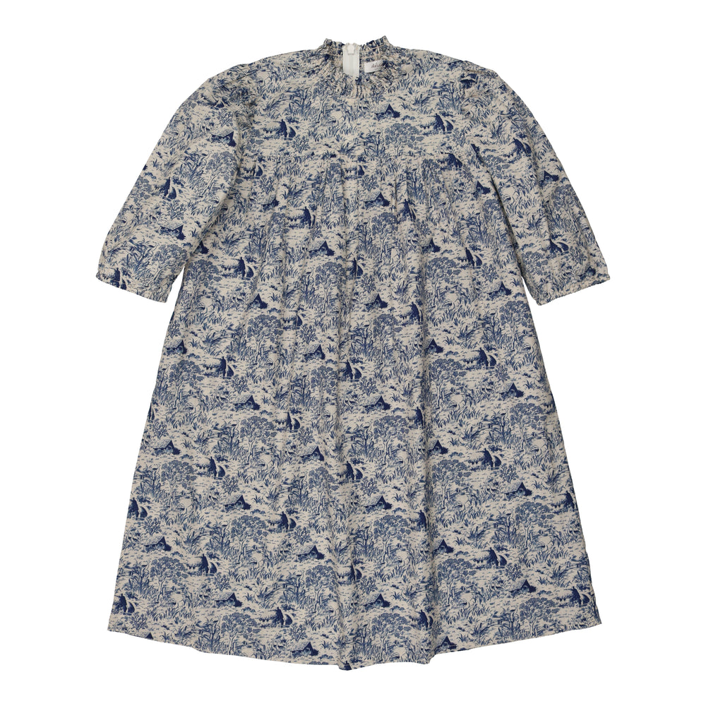Delicat Child Toile Dress