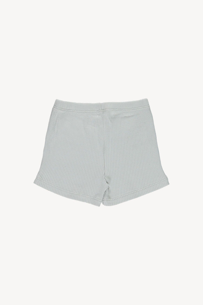 Fin & Vince Cozy Shorts - Cloud