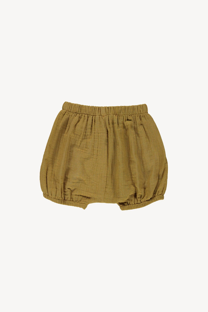 Fin & Vince Bubble Shorts - Toffee