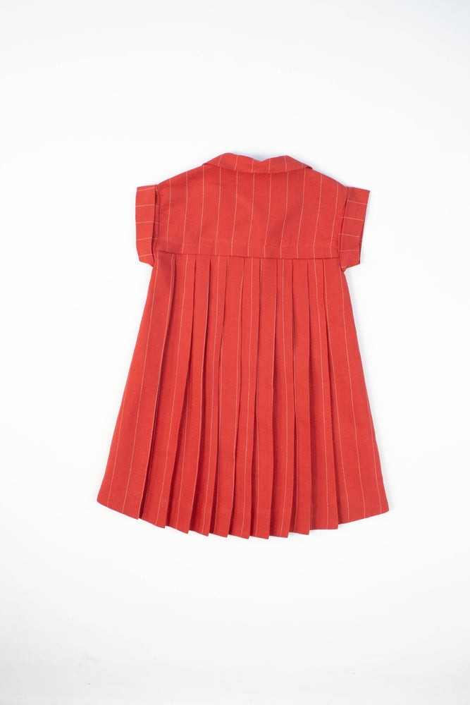 Kokori Red Cherry Dress