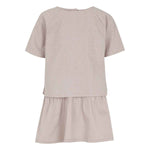 Elodiee Sally Dress - Dusty Violet