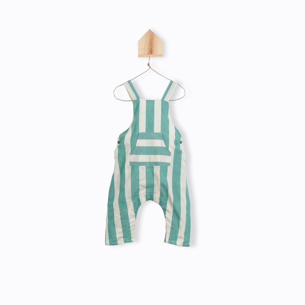 Arsene Striped Overall