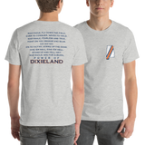 Gray Fight Song T-Shirt