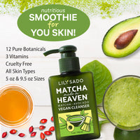 MATCHA MADE IN HEAVEN™ Vegan Cleanser