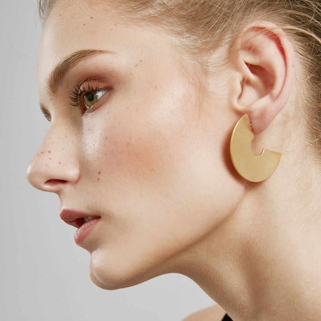 Marly Earrings- Gold