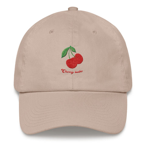 Cherry Dad hat - Hapyrel