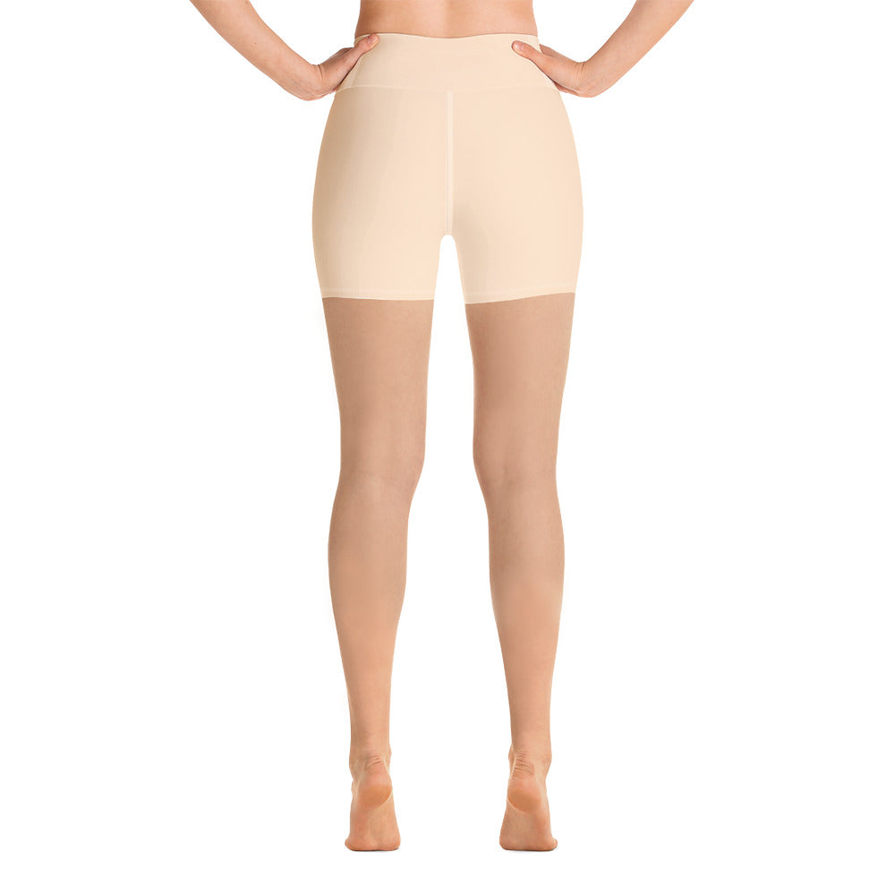 Nude Bike Shorts - Hapyrel