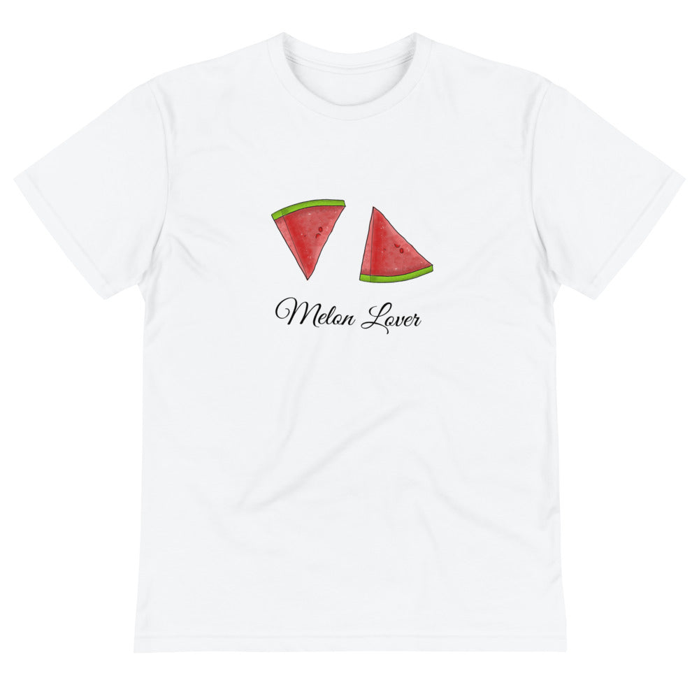 Melon Lover Unisex Eco Tee - Hapyrel